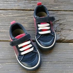 See Kai Run Sneakers Size 9 Toddler Boys